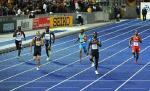 Mens 400m final Berlin