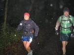 segger running at night