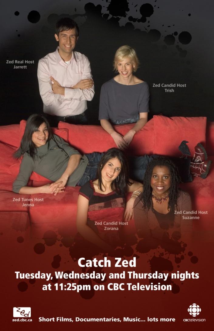 zed hosts
